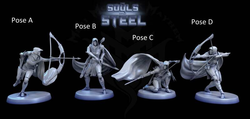 Argent Conscript - the Souls within Steel