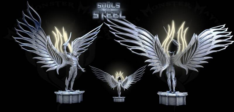 Gaurdian of the All Metal - the Souls withing Steel