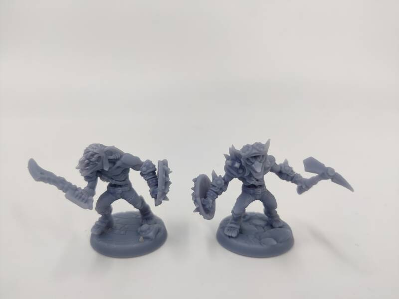 4 Sparksoot Goblins
