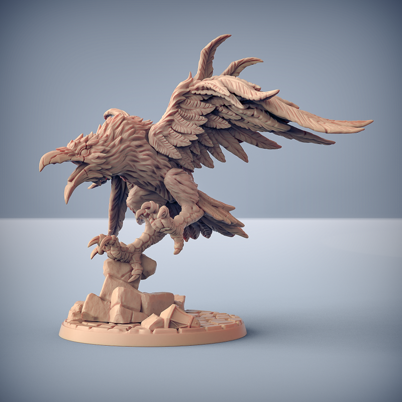 Shadowclaw the Raven Demon - Thieves Guild