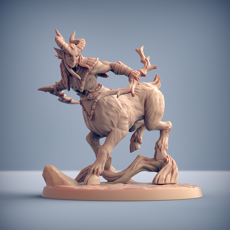 Cervitaur A - Arverian Woodkeepers