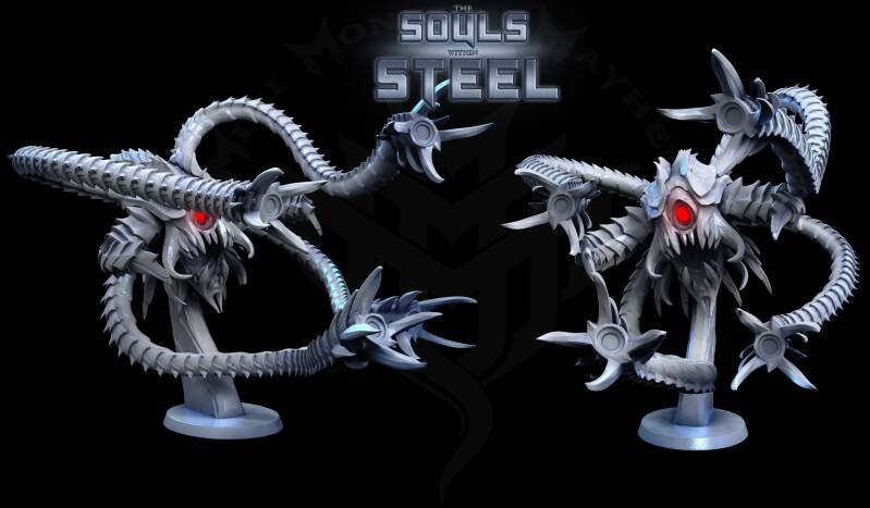 Sentinel Horror - the Souls within Steel