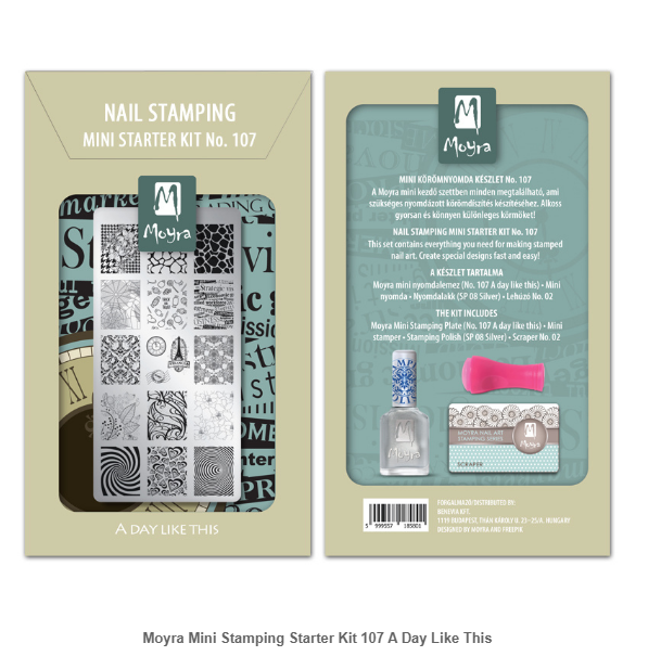 Mini Stamping Starter Kit 107 A Day Like This
