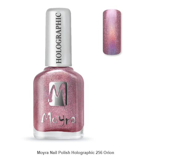 Nail Polish Holograpic 256 Orion