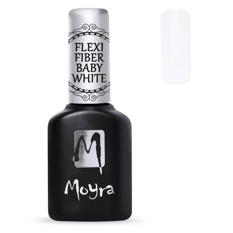 Flexy Fiber Baby White - 10ml