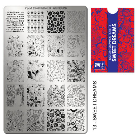Plate 13 Sweet Dreams