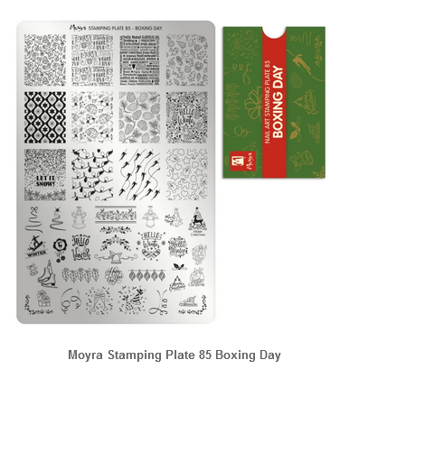Plate 85 Boxing Day
