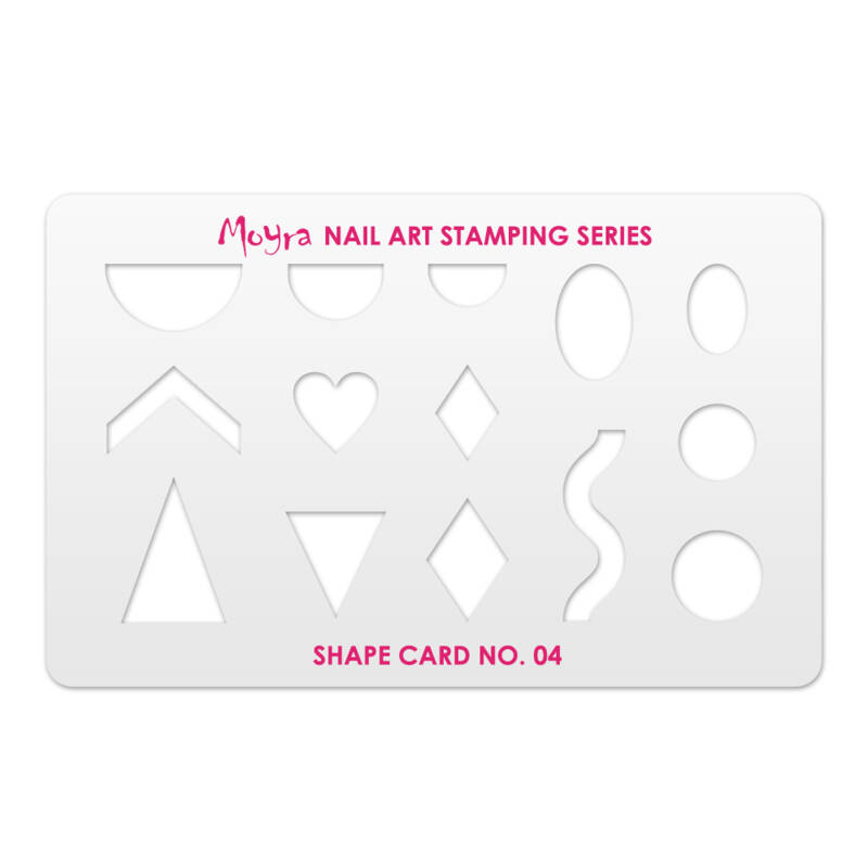 Shape Card no. 4