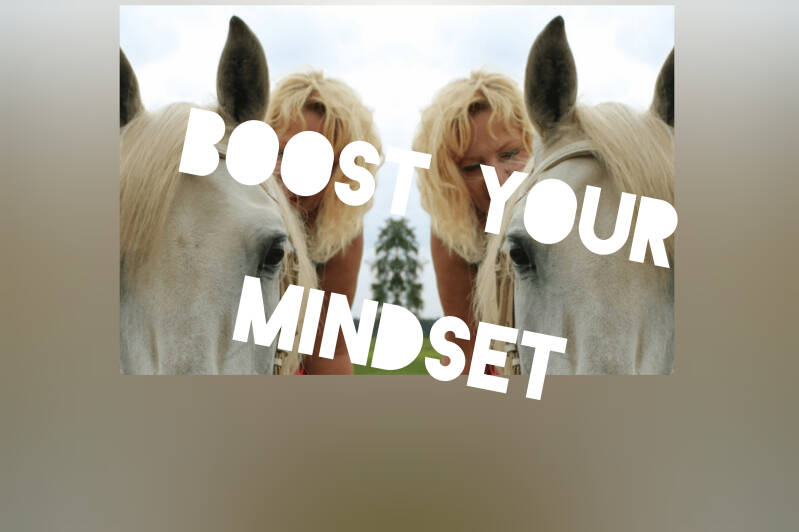 Boost Your Mindset!