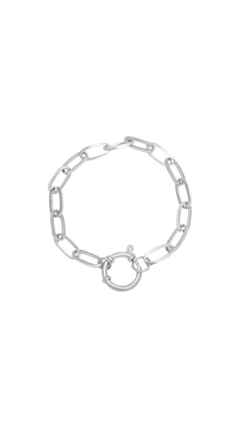 "Armband ""Chain Eve"" zilver"
