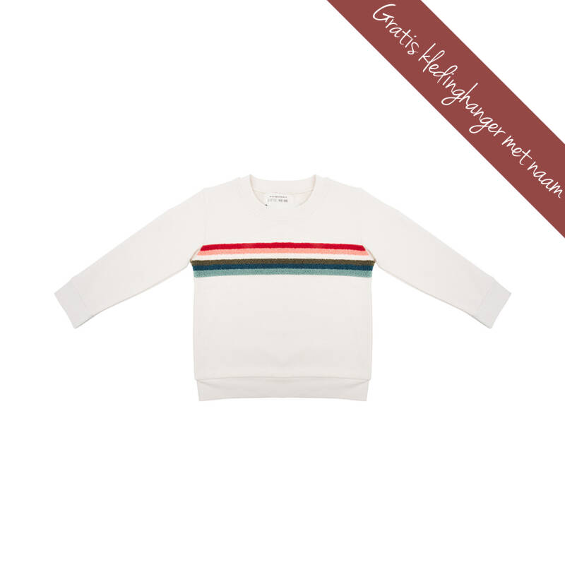 Little Indians • sweater • regenboog