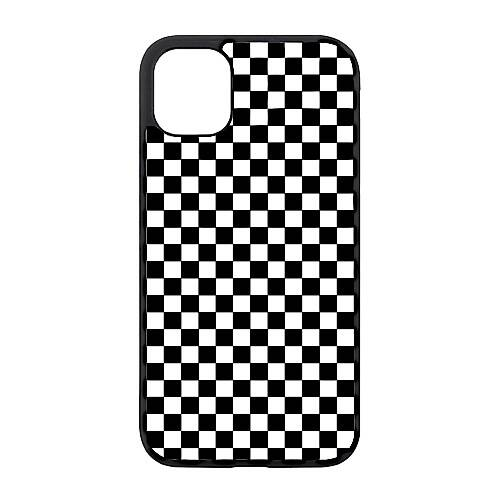 Checkered Black-White