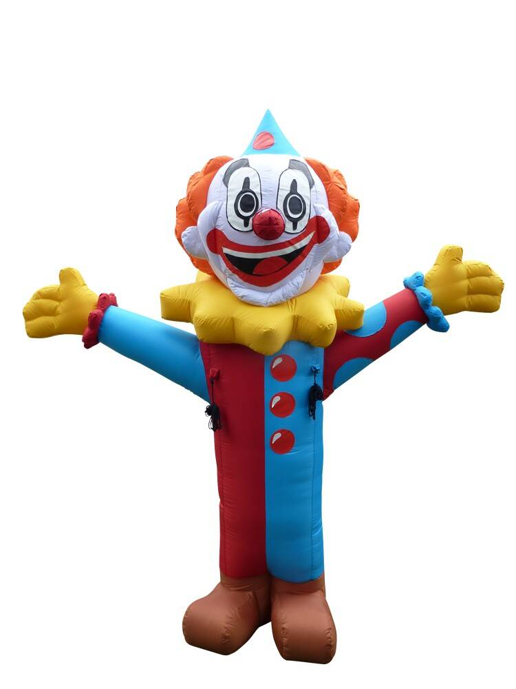 Opblaasfiguur Clown