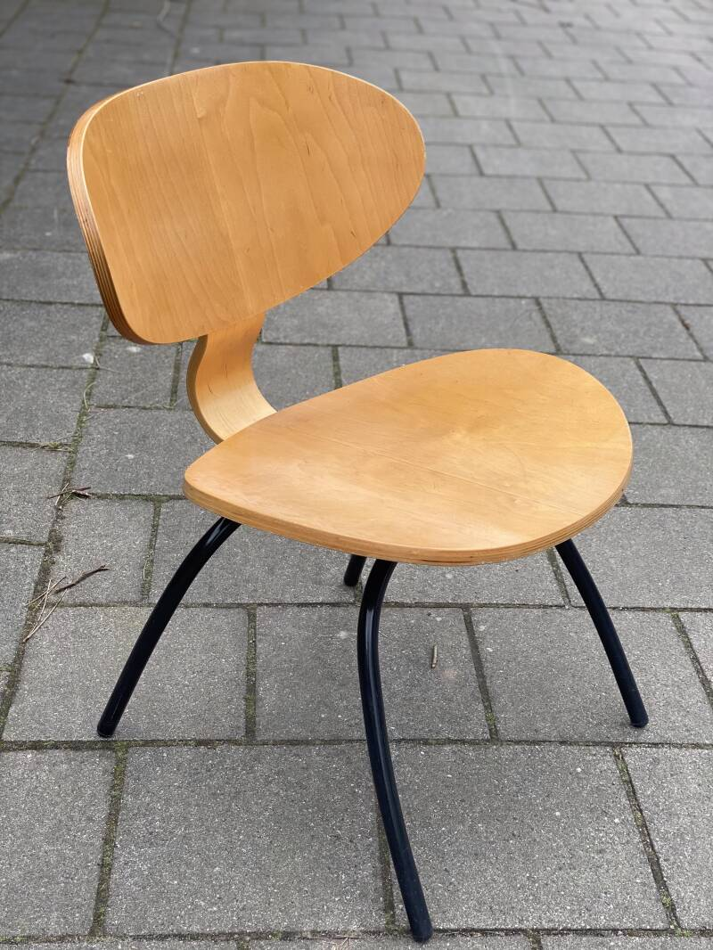 Vintage IKEA Plywood chair
