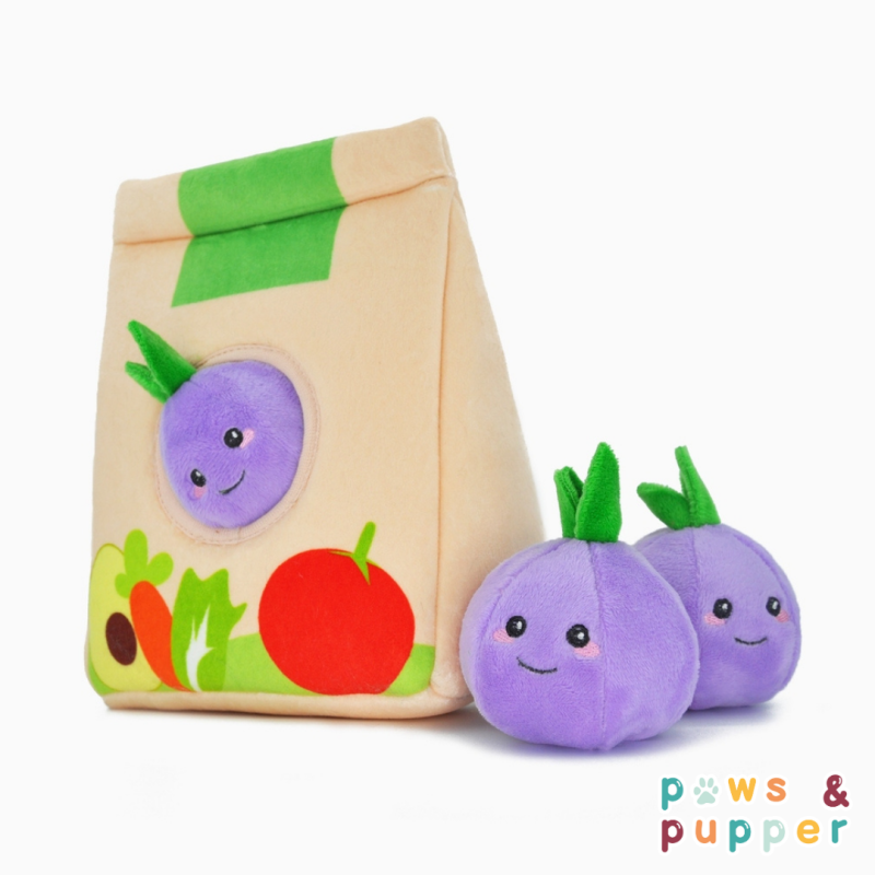 Go market - Grocery bag with unions