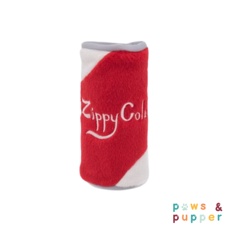Squeakie Can - Zippy Cola