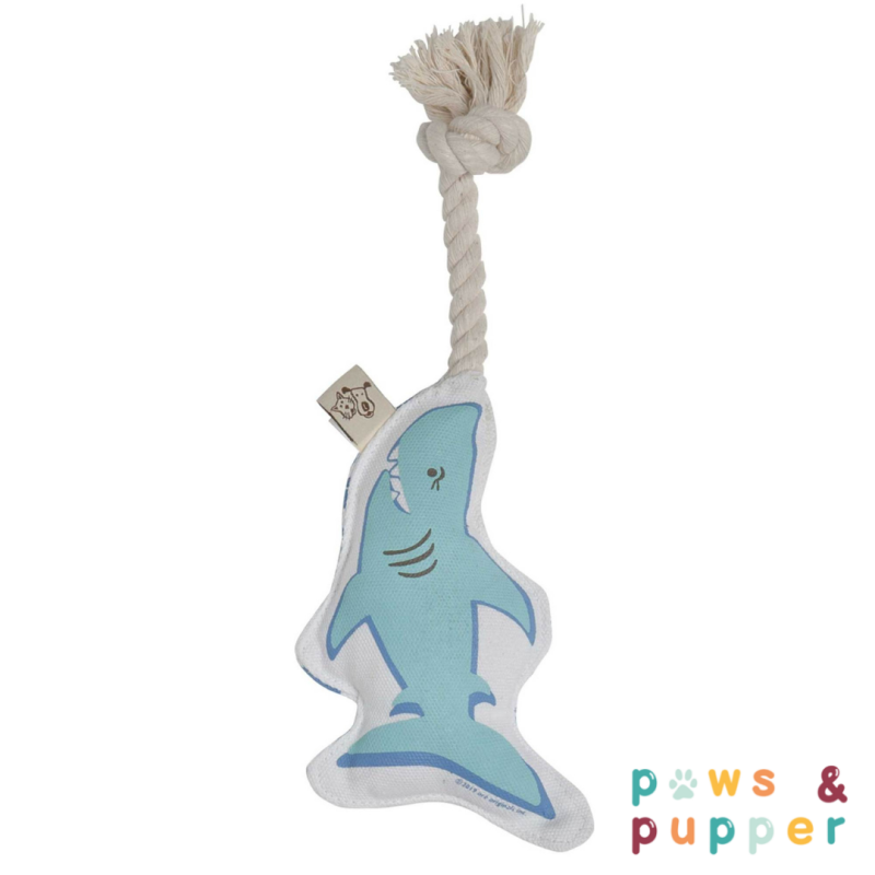 Rope toy - Shark