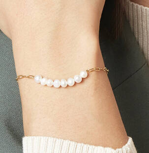 Pearly chic - Bracelet