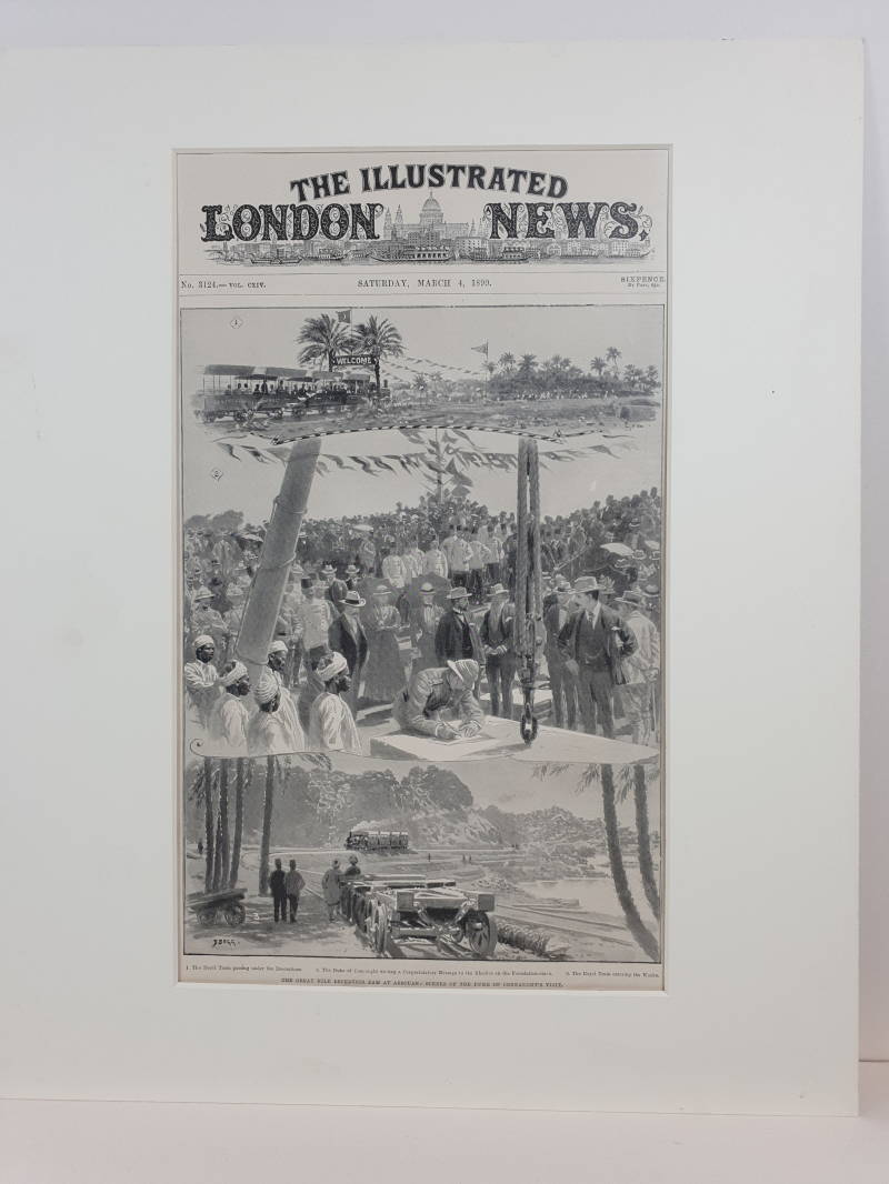 The Illustrated London News. Egpye 1899