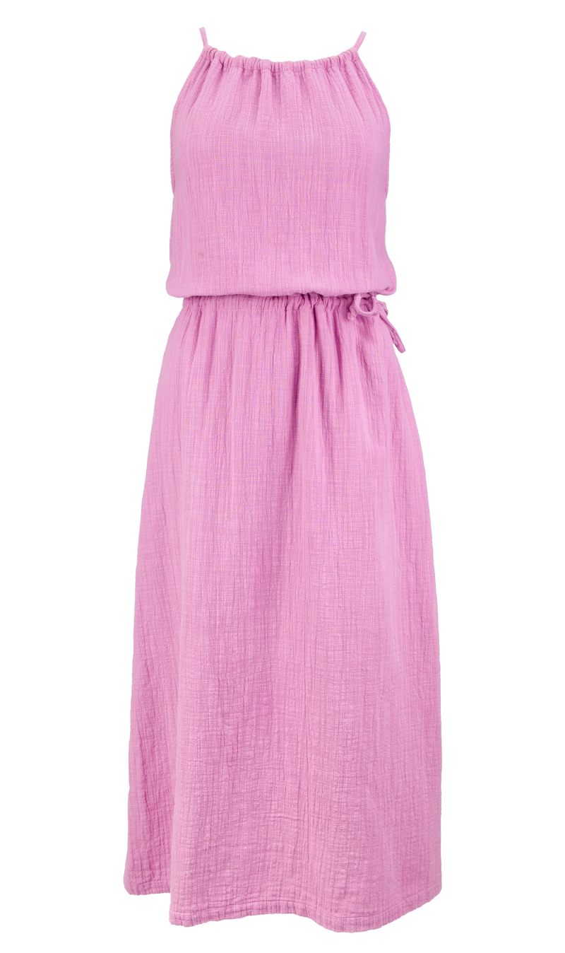 Four Roses CANDY PINK DRESS