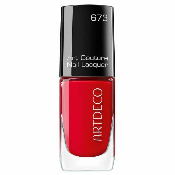 Art Couture Nail Lacquer 673 Red Vulcano