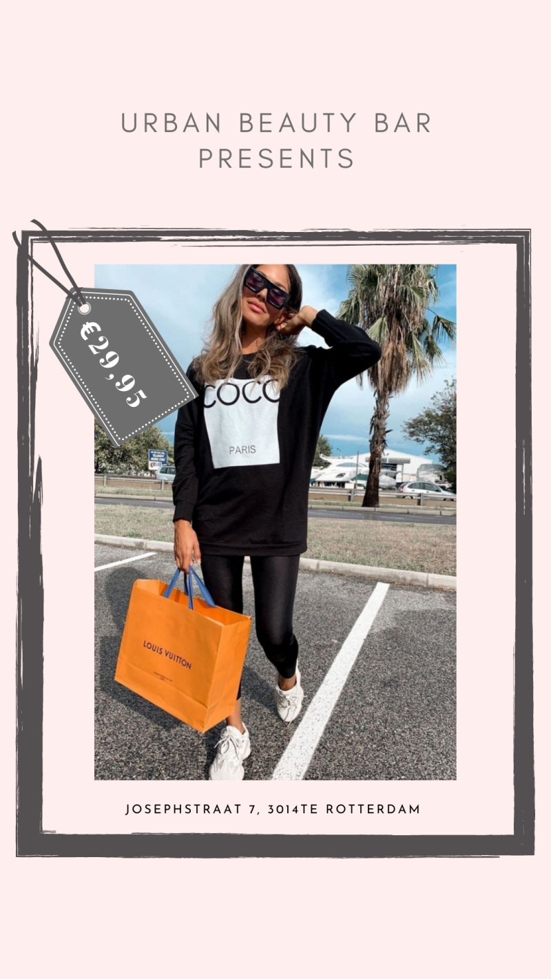 COCO Sweater - One size fits all