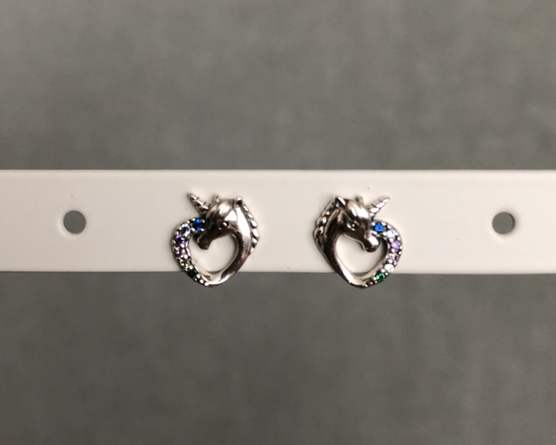 925 sterling silver - horse