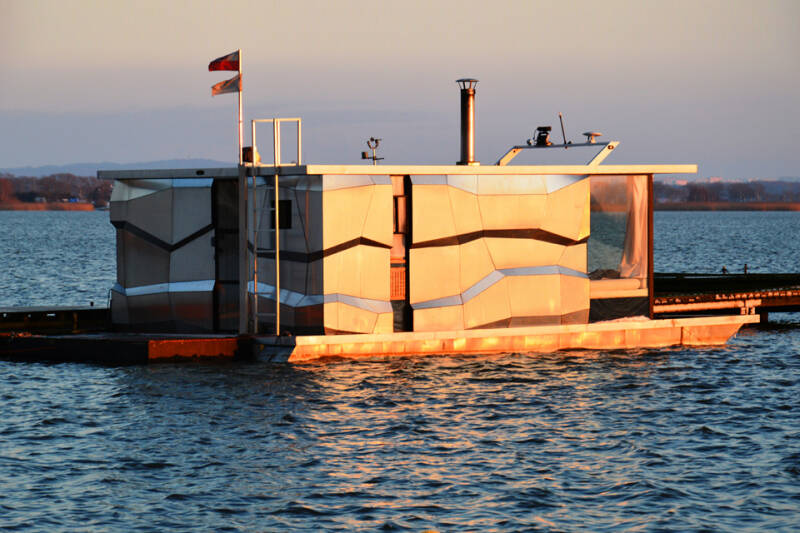 Woonboot HT 5 House boat