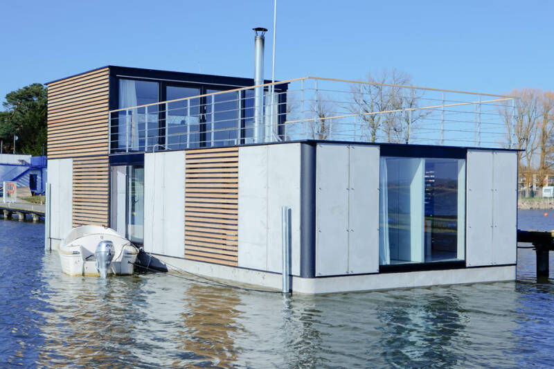 Woonboot HT 7 House boat
