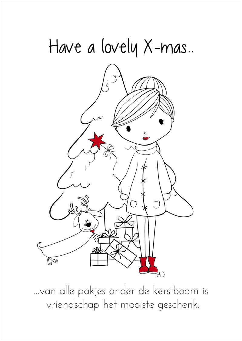 Have a lovely X-mas...