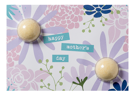 Happy mothers days card