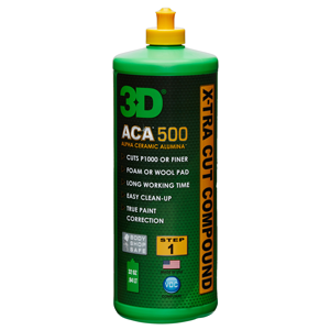 3D ACA™ 500 X-TRA CUT COMPOUND 500