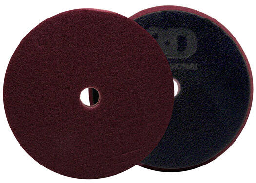 3D 6.5 inch/165 mm Dark Purple Spider Cutting Pad