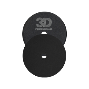 3D 5.5″ BLACK FOAM POLISHING/FINISHING PAD