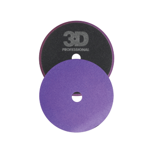 3D Purple polishing pad 5.5""