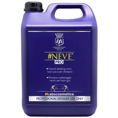 Nève 4500 ml, Neutral Detailing Snow Foam Pre-Wash Shampoo