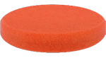 """STANDARD"" polishing pad (orange/medium) (2pc)"