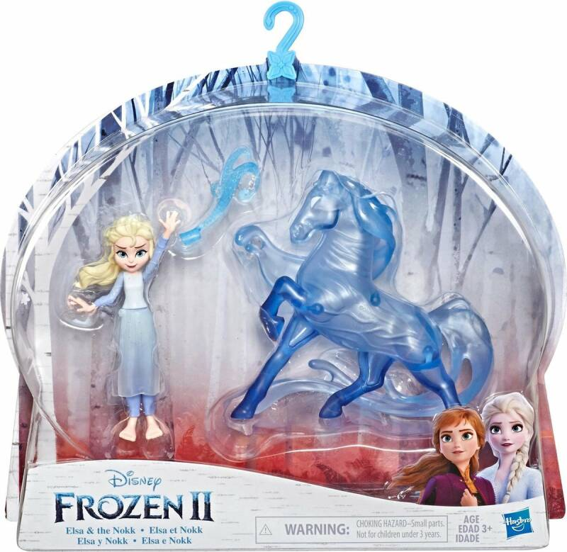 Frozen 2 Mini Set Deluxe Elsa and Nokk