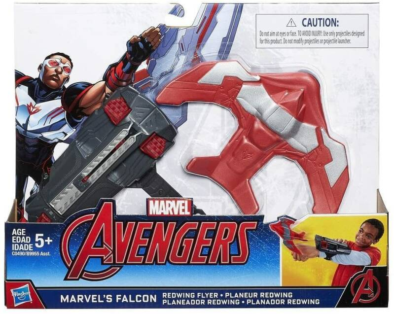 Avengers Mission - Marvel's Falcon - Redwing Flyer
