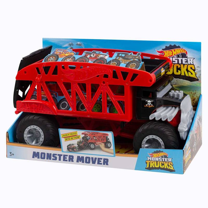 Hot Wheels Large Scale Monster Mover