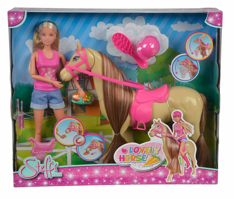 Steffi Love Lovely Horse