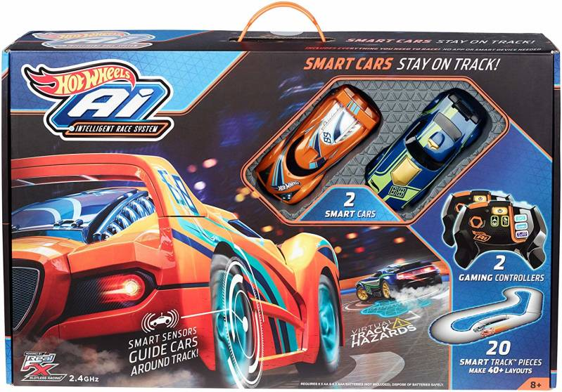 Hot Wheels AI Intelligent Race Systeem