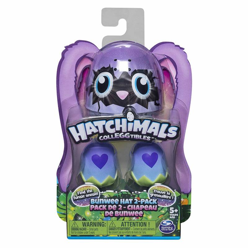 Hatchimals CollEGGtibles Spring 2 Pack Bouncing Bunwees