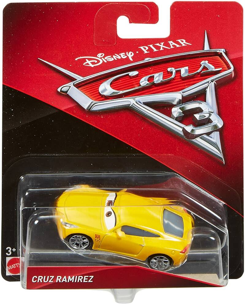 Mattel Disney Cars 3 Die-Cast Cruz Ramirez