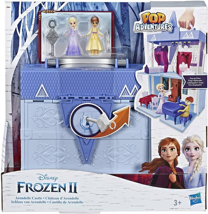 Frozen 2 Pop Up Arendelle Kasteel