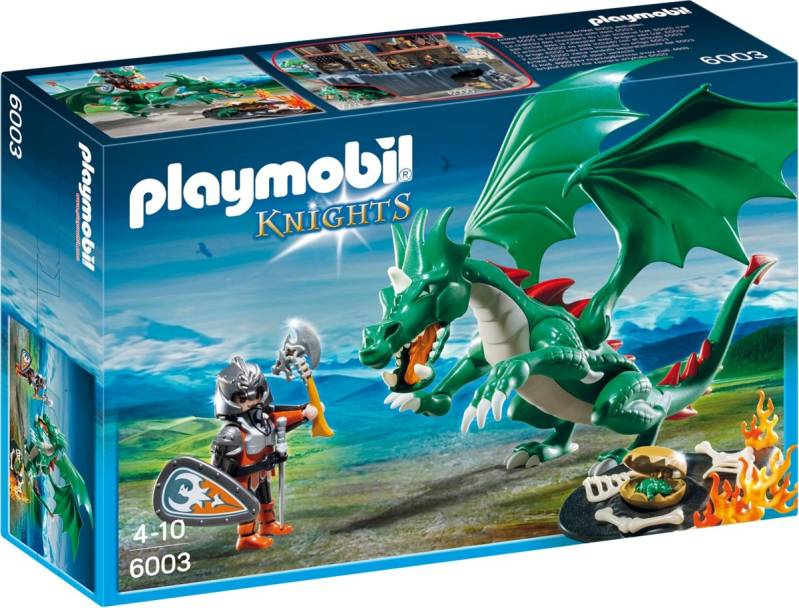 PLAYMOBIL Kasteeldraak - 6003