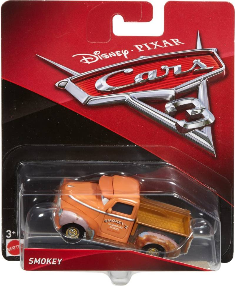 Mattel Disney Cars 3 Die-Cast Smokey