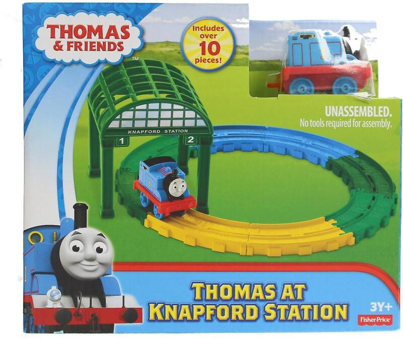 Fisher Price Thomas de trein & vrienden Knapford Station