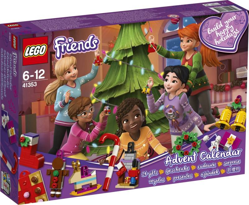 LEGO Friends Adventskalender - 41353