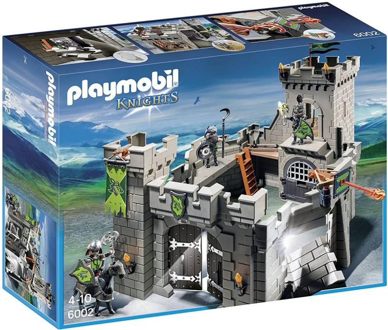 PLAYMOBIL Knights Kasteel - 6002
